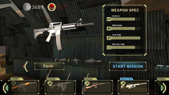 Death Mission Hack for Android and iOS 5