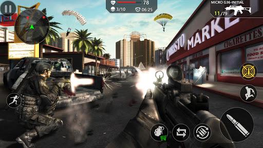 Modern Combat 2021 : Free Offline Cyberpunk FPS 1.0.4 screenshots 23