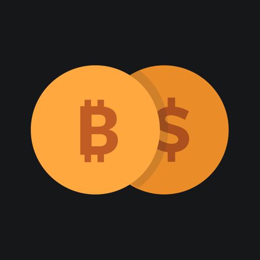 Coinvero - Currency Converter for Bitcoin & Crypto