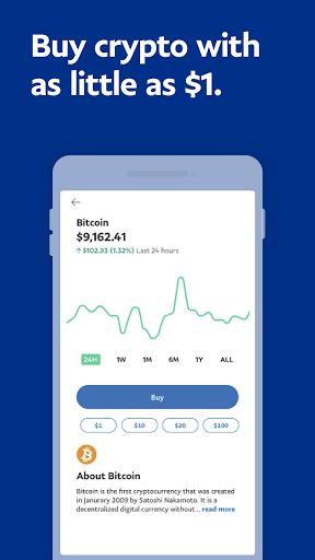 PayPal Mobile Cash: Send and Request Money Fast screenshots 8