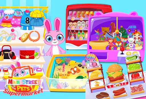 Main Street Pets Supermarket Games 1.3 screenshots 4
