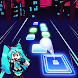 Friday Funny Hop Tiles Mod Miku Vocaloid - Androidアプリ