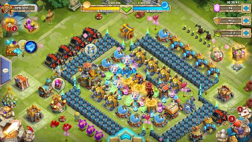 Castle Clash: u0e25u0e35u0e01u0e02u0e31u0e49u0e19u0e40u0e17u0e1e apkmr screenshots 6