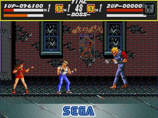 Streets of Rage Classic 6.2.0 screenshots 8