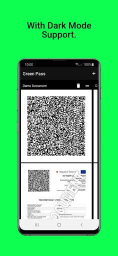 Green Pass PDF Wallet apktram screenshots 4