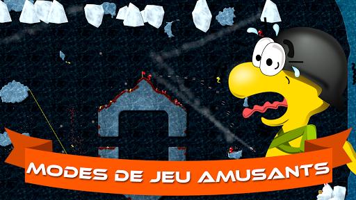 Code Triche Annélides: la guerre des vers (Astuce) APK MOD screenshots 6