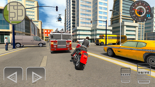 Police Chase Real Cop Driver 3d 1.5 screenshots 20