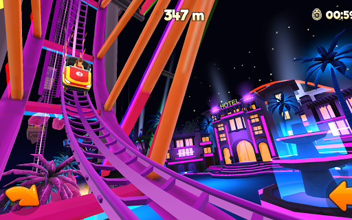Thrill Rush Theme Park 4.4.52 screenshots 14