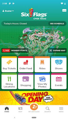 Six Flags apktram screenshots 1