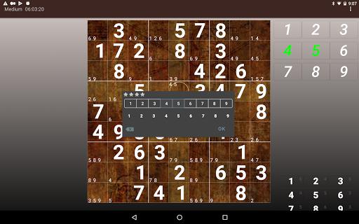 Sudoku (Oh no! Another one!) screenshots 13