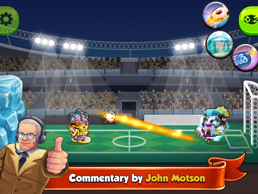 Head Ball 2 - Online Soccer Game modavailable screenshots 8