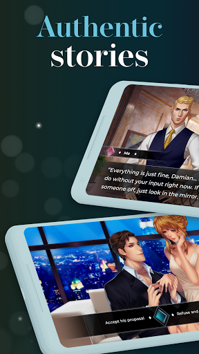 Is it Love? Stories - Interactive Love Story apkpoly screenshots 6