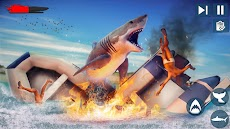 ラフト 生存 怒った 鮫 - 攻撃 ゲームのおすすめ画像5