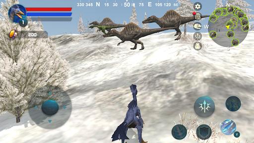 Troodon Simulator 1.0.7 screenshots 2