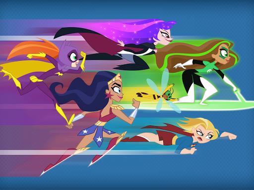 DC Super Hero Girls Blitz 1.4 Screenshots 16