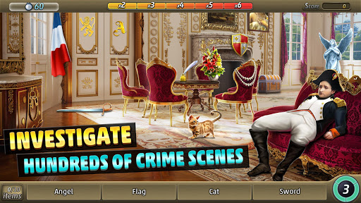Criminal Case: Travel in Time 2.38 screenshots 1