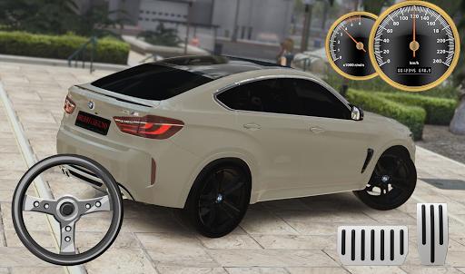 Drive BMW X6 M SUV - City & Parking android2mod screenshots 3