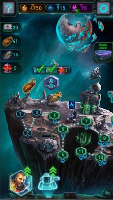 Star Miners (Hero-TD Sci-fi Game)のおすすめ画像3