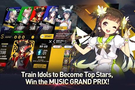 TAPSONIC TOP – Music Grand Prix Mod Apk 1.23.12 (Mod Menu) 5