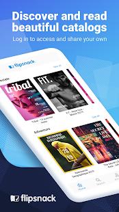 Flipsnack - Magazine Reader