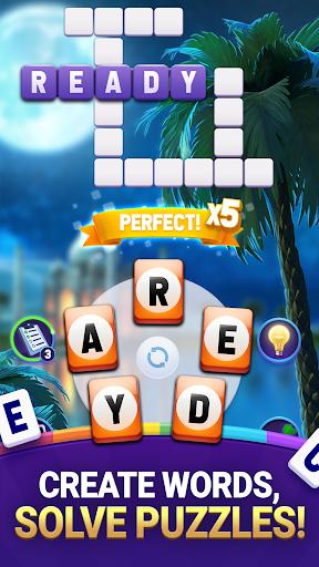 Wheel of Fortune: Words of Fortune Crossword Fun  screenshots 2