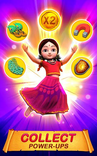 Little Radha Run - 2021 Adventure Running Game apkpoly screenshots 15