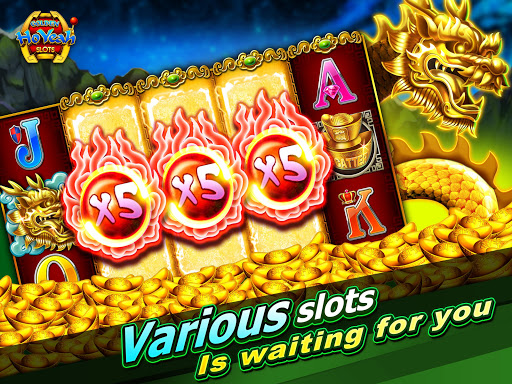 Slots (Golden HoYeah) - Casino Slots 2.5.6 screenshots 5