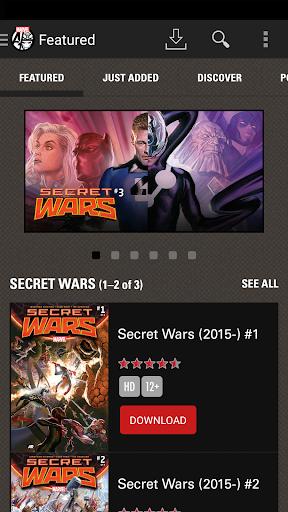 Marvel Comics  Screenshots 1