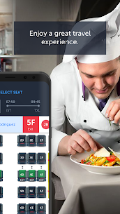 Turkish Airlines  Flight ticket , Full Apk Download 5