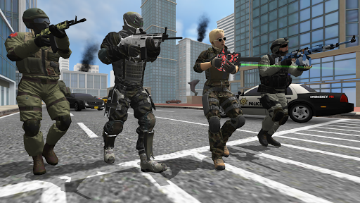 Earth Protect Squad: Third Person Shooting Game  screenshots 7