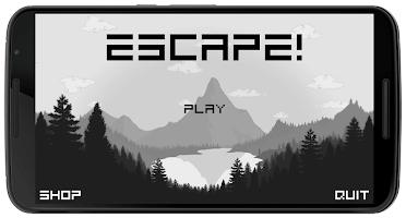 The Impossible Ninja Escape
