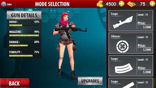 Sniper Gun: IGI Mission 2020 | Fun games for free 1.14 screenshots 5