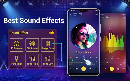 Music Player - 10 Bands Equalizer MP3 Player apktram screenshots 11
