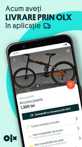 OLX - Cumpara si vinde lucruri noi sau second hand android2mod screenshots 1