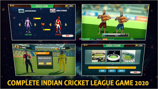 Indian Cricket Premiere League : IPL 2020 Cricket  screenshots 4