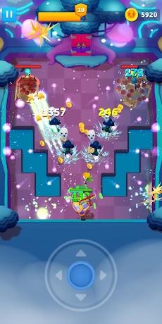 Bullet Knight: ローグライク弾幕シューティング • ハマる、果てしなきゲームのおすすめ画像5