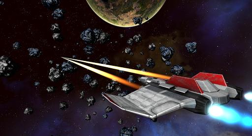 VR Space Spaceship Virtual Reality Roller Coaster  screenshots 16