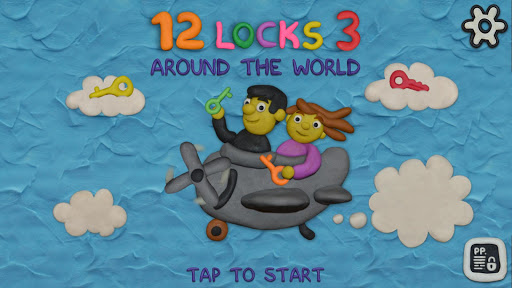 12 LOCKS 3: Around the world 1.10 Screenshots 1