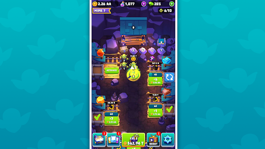 Gold and Goblins: Idle Miner 7