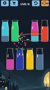 Water Color Sort screenshots apk mod 3