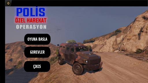Police Special Operations Game Simulation 8 screenshots 1