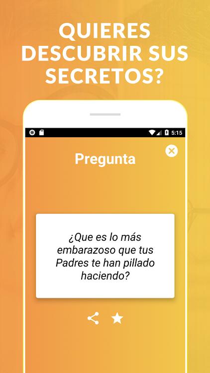 Preguntas Incomodas Para Amigos Y Parejas Android Apper Appagg
