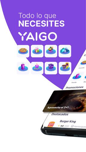 Yaigo Delivery & e-commerce apktram screenshots 1
