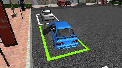 car parking simulator: e30 screenshot 1