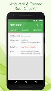 Free Root Checker Apk Download 2021 4