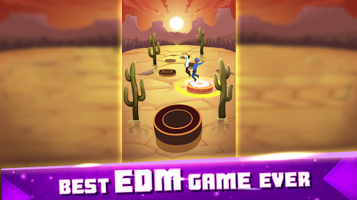 Dance Tap Musicuff0drhythm game offline, just fun 2021 0.376 Screenshots 9
