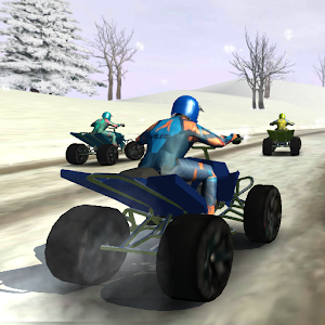 ATV Max Racer  Speed Racing Game