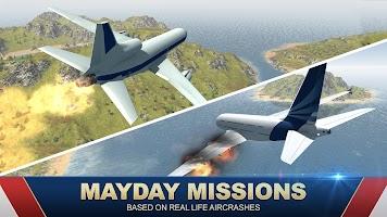 Jumbo Jet Flight Simulator