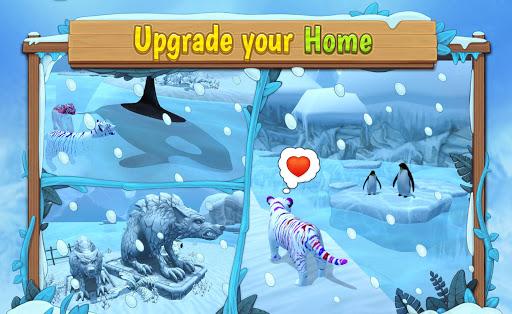 White Tiger Family Sim Online - Animal Simulator  Screenshots 6