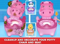 Baby's Potty Training - Toilet Time Simulatorのおすすめ画像5